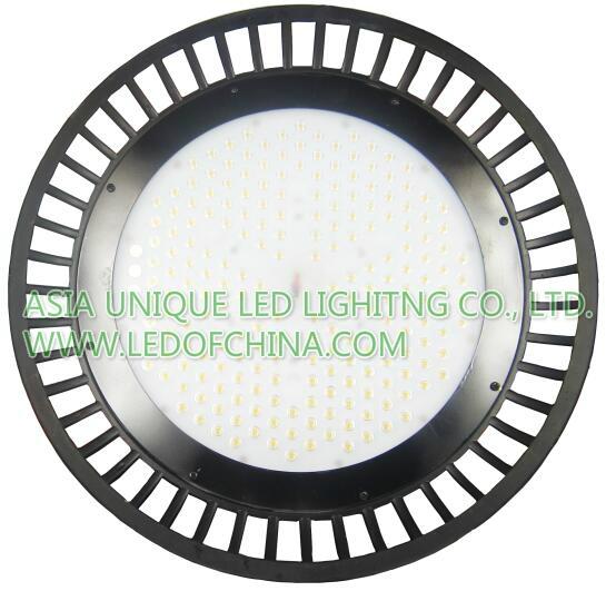 240W UFO led high bay light 120lm per watt Microwave Sensor