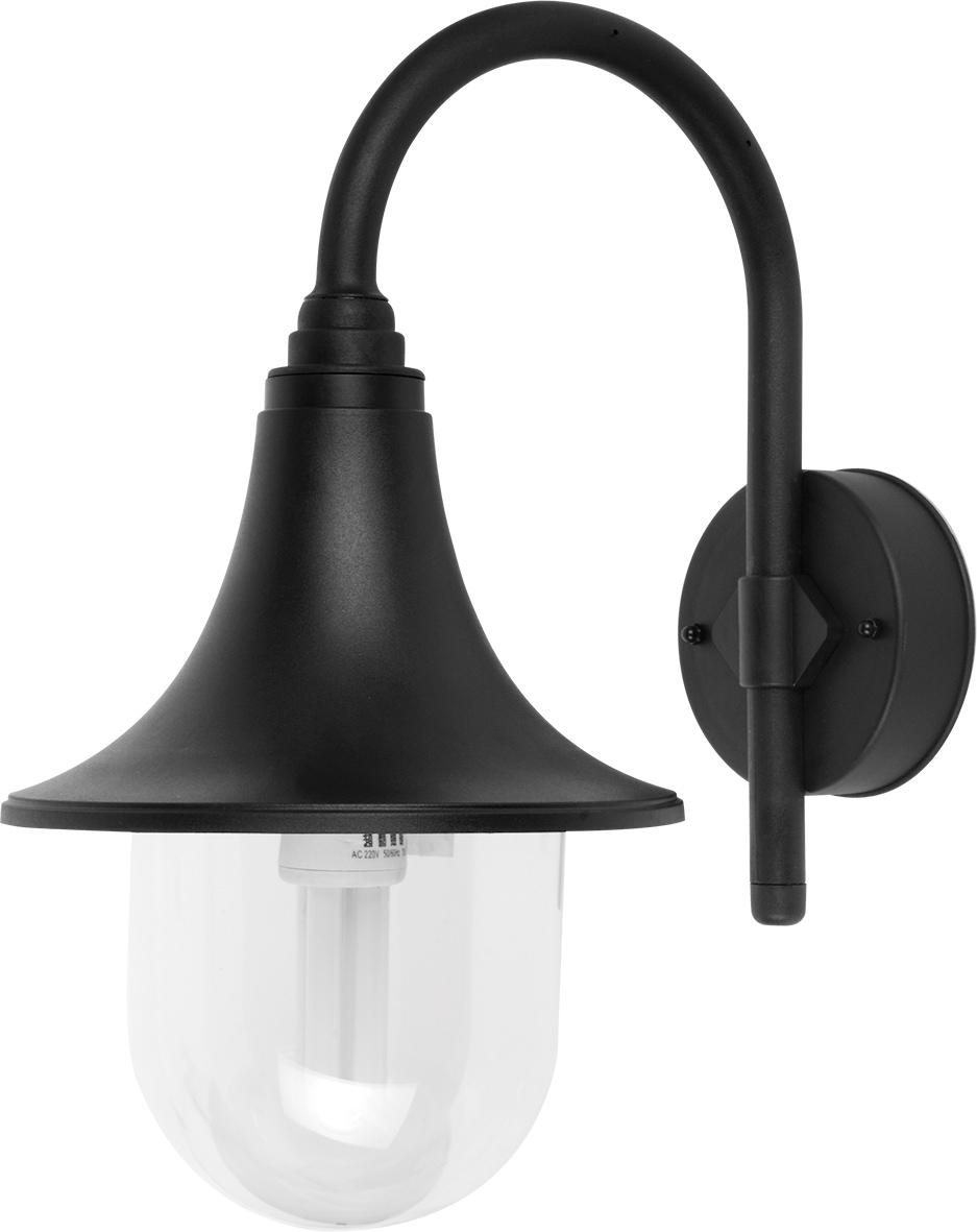 Garden light plastic