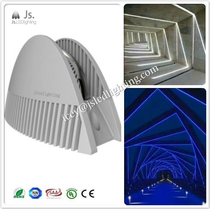 360degree Led track light window light for hotel gallery commerical lighting