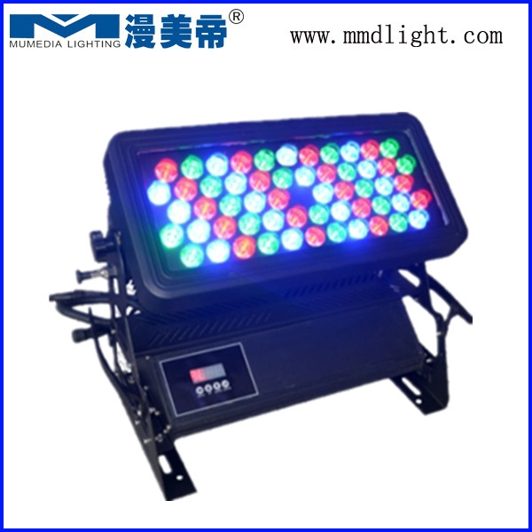 54 or 108pcs 5W 3in1 8W 4in1 LED CITY COLOR