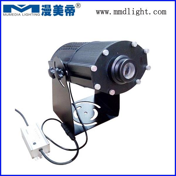 40W Projector LOGO light waterproof led light 4 patterns