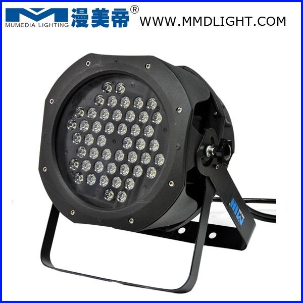 48pcs 3W DIMMER 4 LED PAR