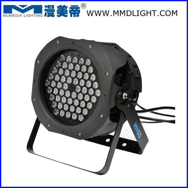 60pcs 3W DIMMER 4 LED PAR