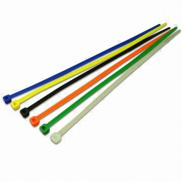 UL Approved Cable Ties Self Locking or Releasable Nylon Cable Ties