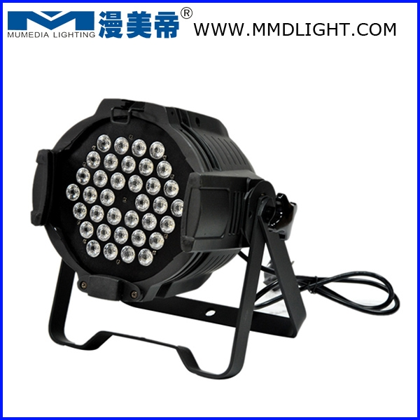36pcs 3W Indoor Cast aluminum LED PAR