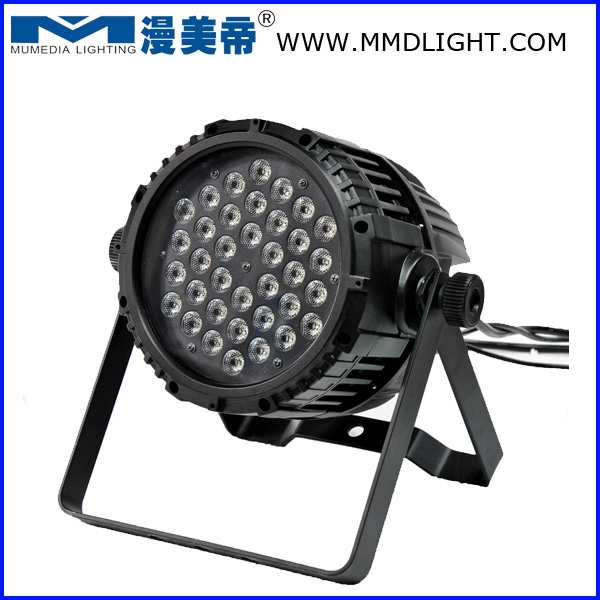 36pcs 3W Waterproof LED PAR Outdoor