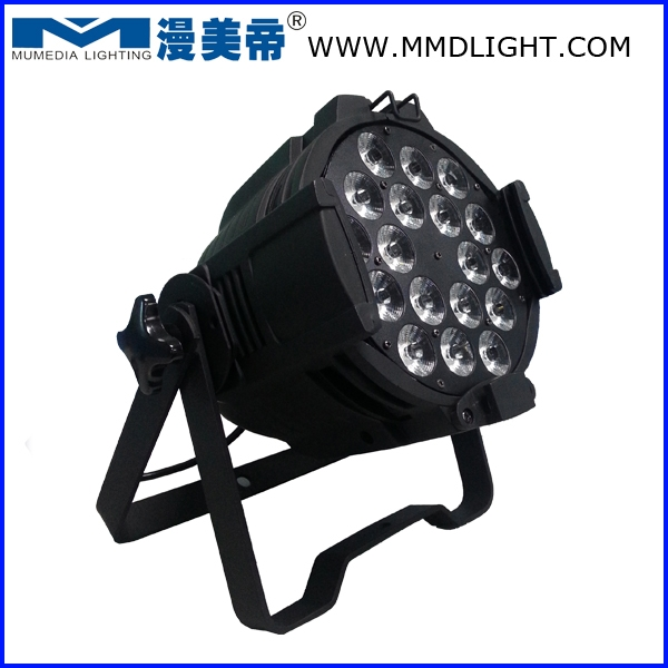 18pcs 12W 10W LED PAR Indoor