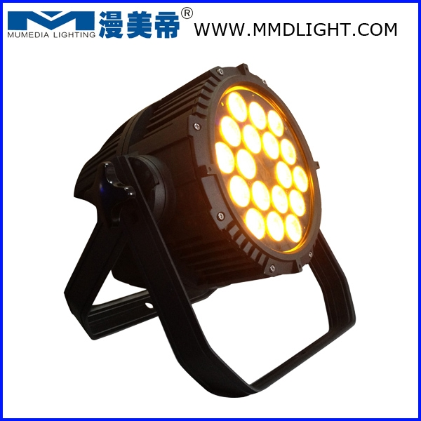 Waterproof 18pcs 12W 10W LED PAR Outdoor