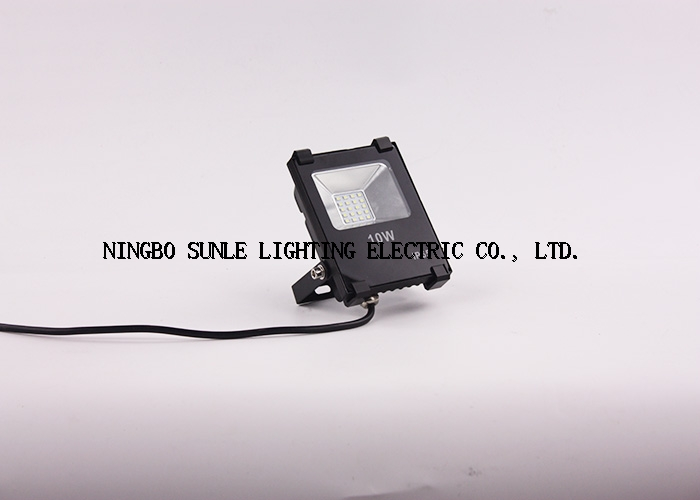 smd led flood light stand black outdoor 10w ultra thin mini led flood light