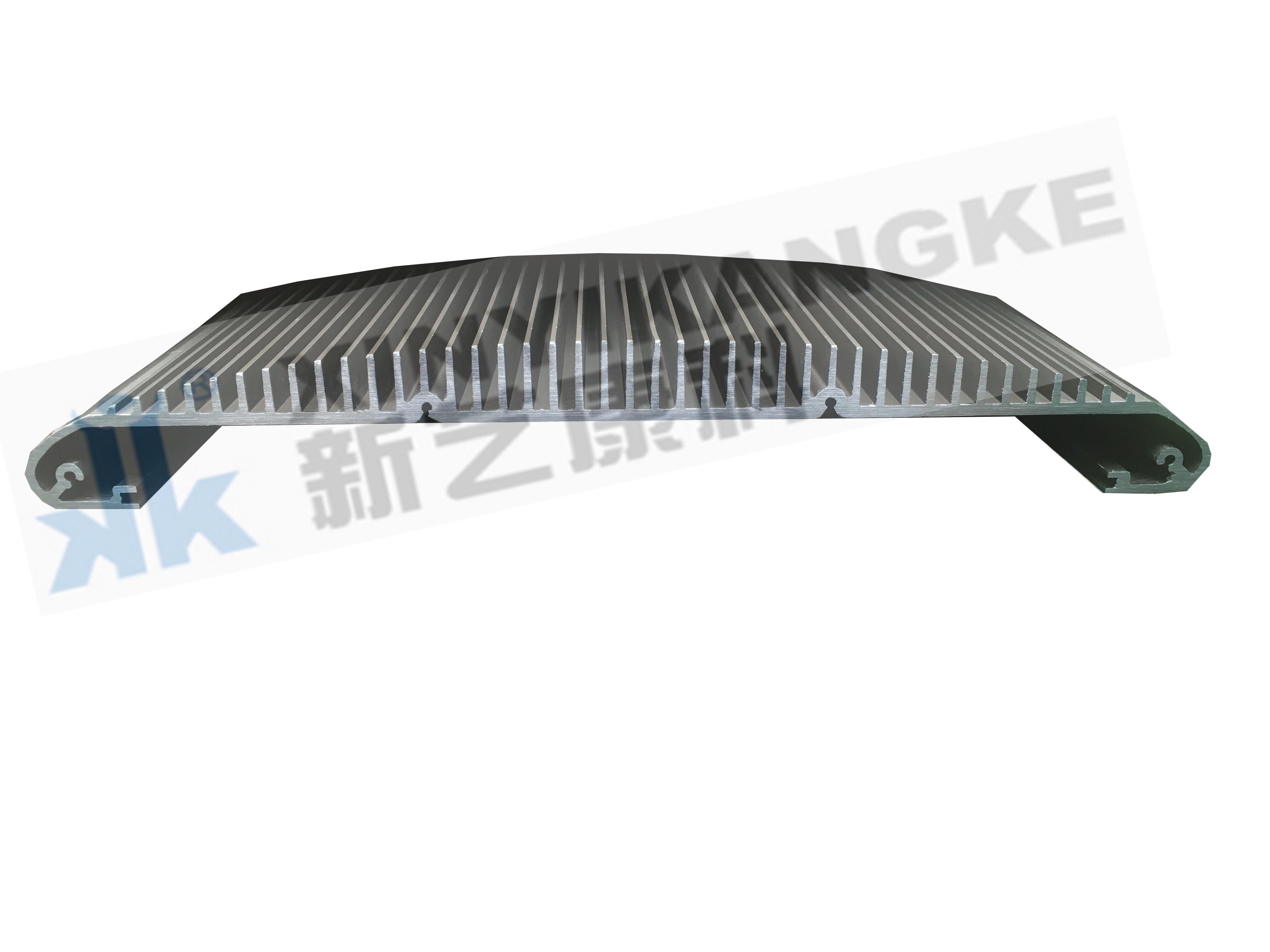 tunnel lamp radiator