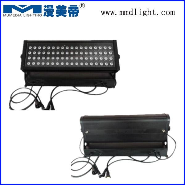 72pcs 3W LED ROW LIGHT