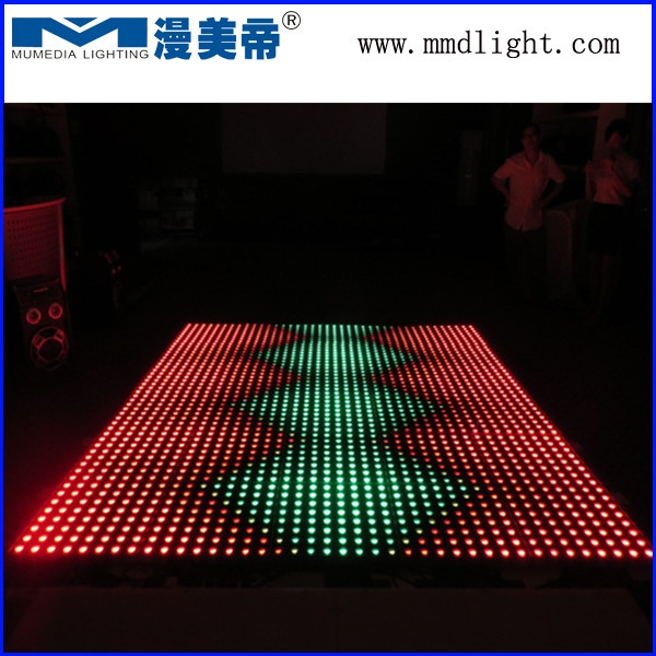 LED Sensitive Dance Floor