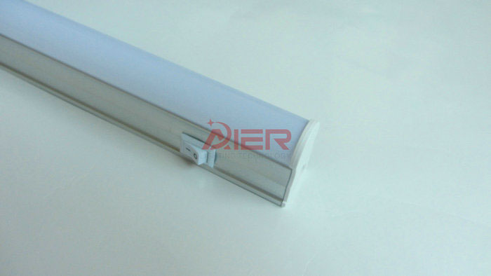 LED fluorescent tube T5 integrated with switch shadowless T5 docking bracket tube