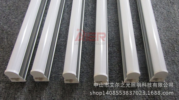 T5 integrated LED fluorescent lamp bracket manufacturers direct sales pressure