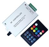 Super eco RGB led music controller rf led sound controller led audio controller 12A ce rohs warraNTY