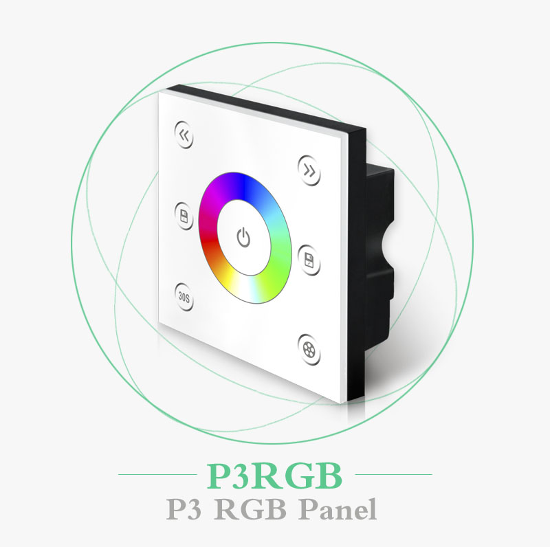 P series touch panel LED controller