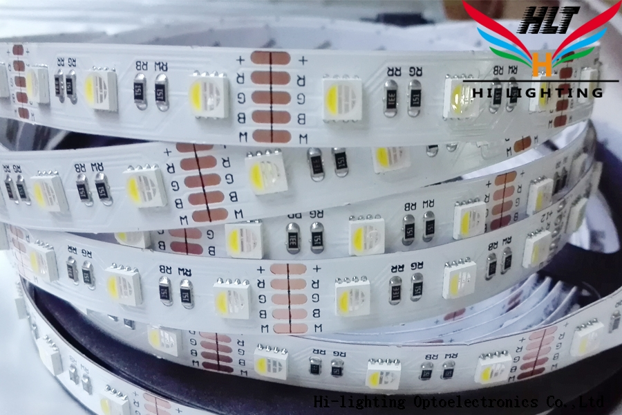 RGBW Low volts led strip series--HOT SALE