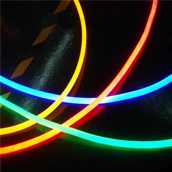 F03B 360°lighting dia19mm round LED Neon Flex
