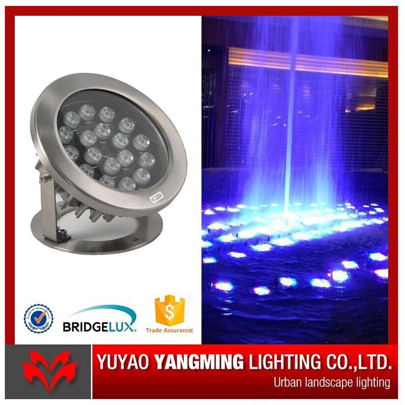 YMLED4190-18W RGB LED underwater lighting