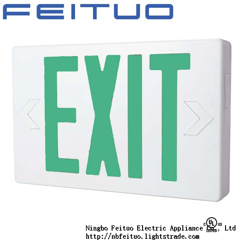 FEITUO NEW COMPACT SIZEEXIT SIGN JEE2RWE