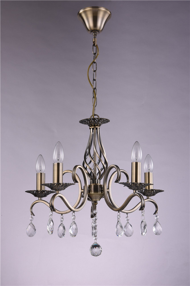 Hot sale European Candle Pendant Lamp