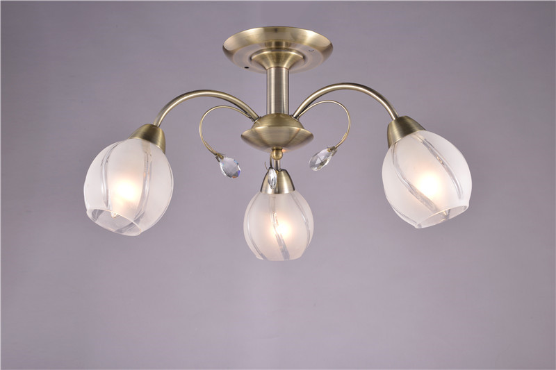 Morden Bronze Ceiling lamp
