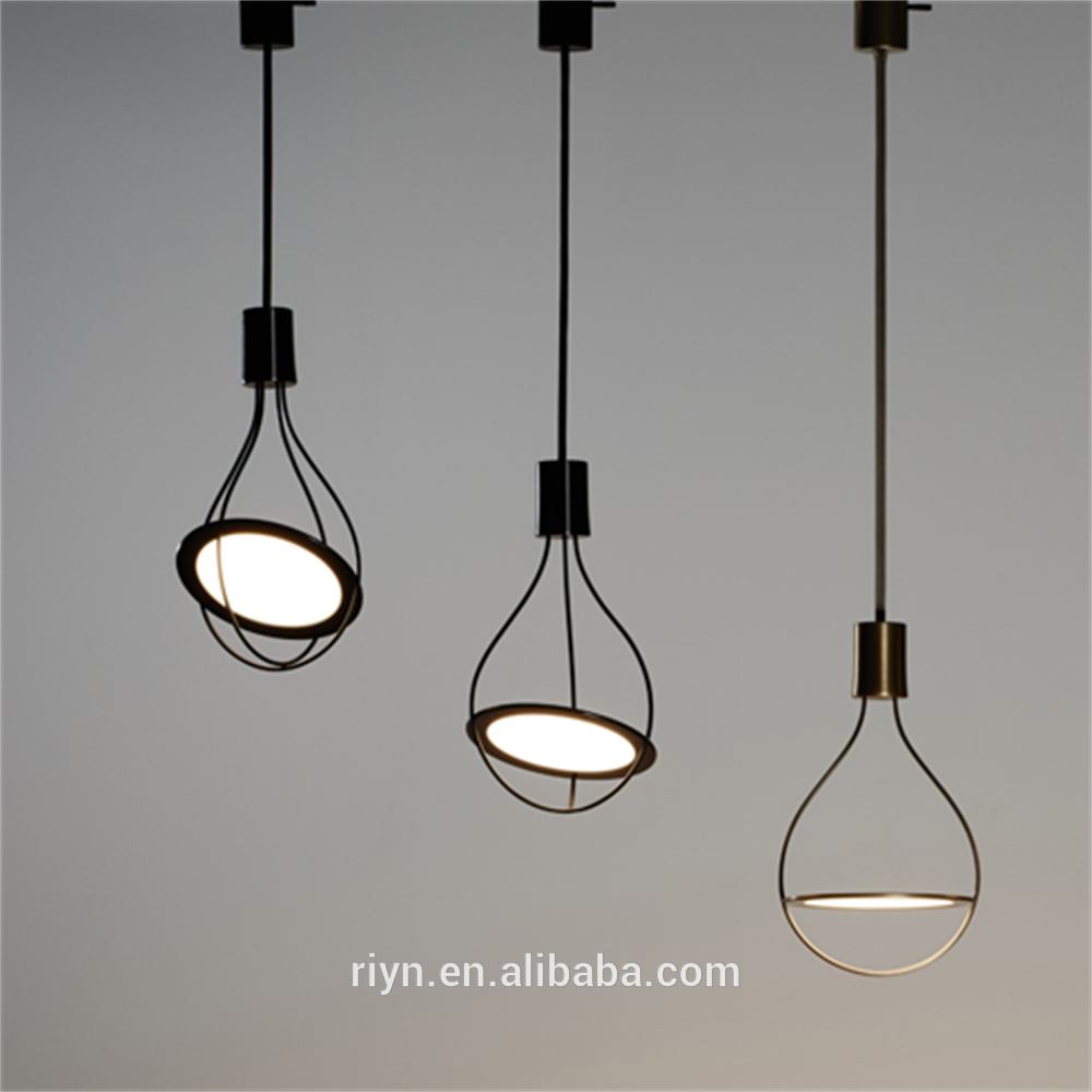 Meval Meal Chandeliers Oled Pendant Lamp Clical Style