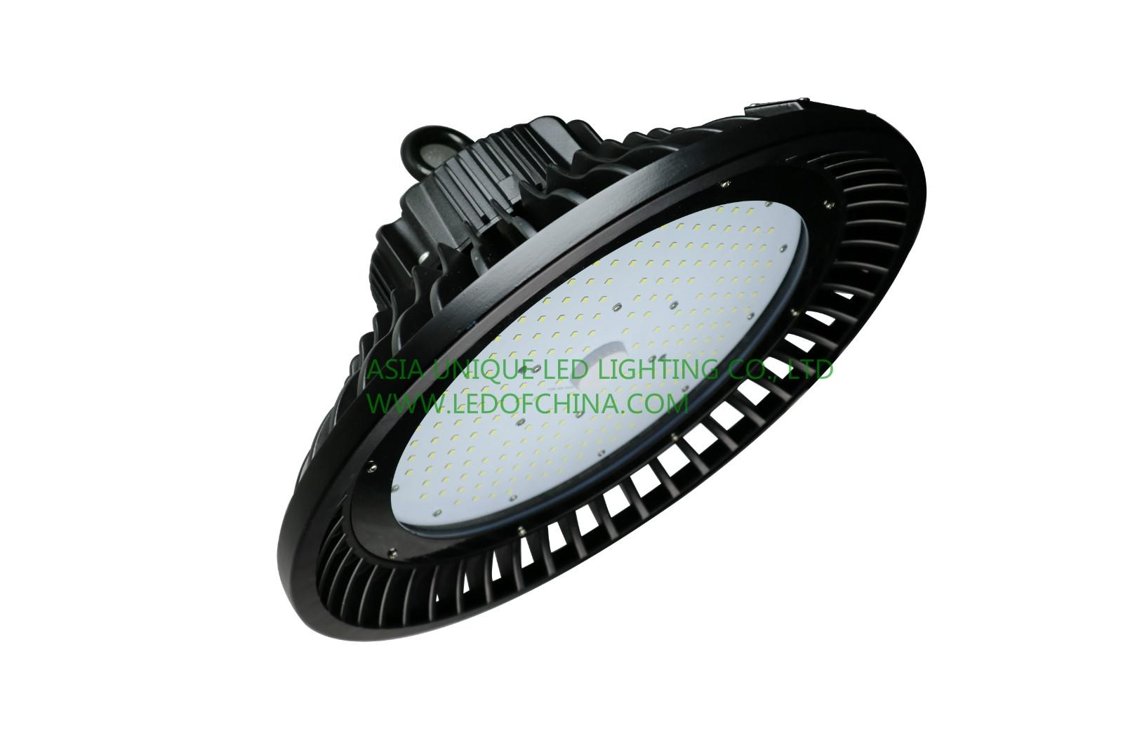 200W UFO LED High Bay Light Sensor by Remote