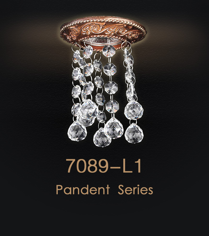 Pandent Serials A chandelier