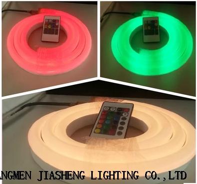 color changing LED Neon Flex RGB-JIANGMEN JIASHENG LIGHTING CO ,LTD_