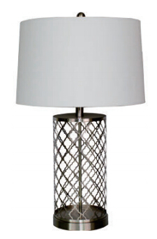 Metal teble lamp