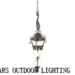 Anastasia Outdoor 2 Light Medium Hanging Lantern