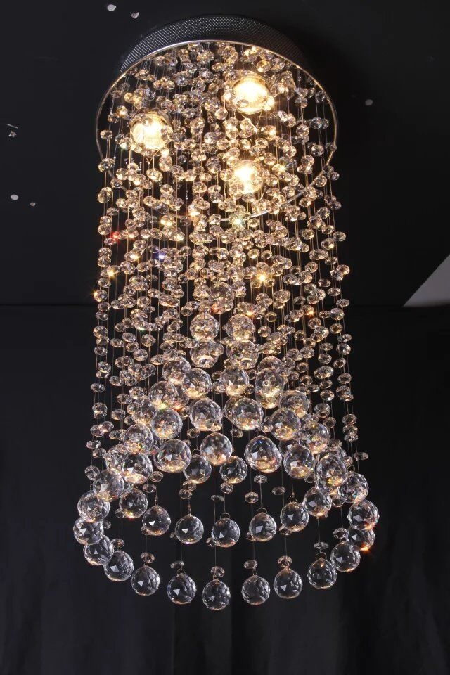 Crytal chandelier