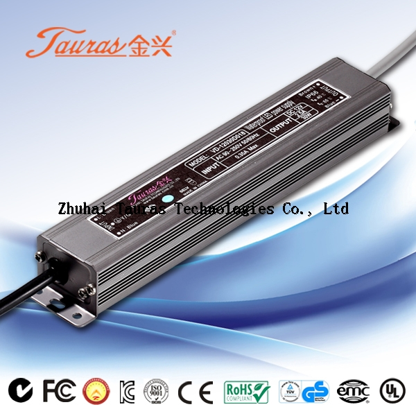 CE EMC Certificates 12Vdc 35w Waterproof LED Driver Power Supply