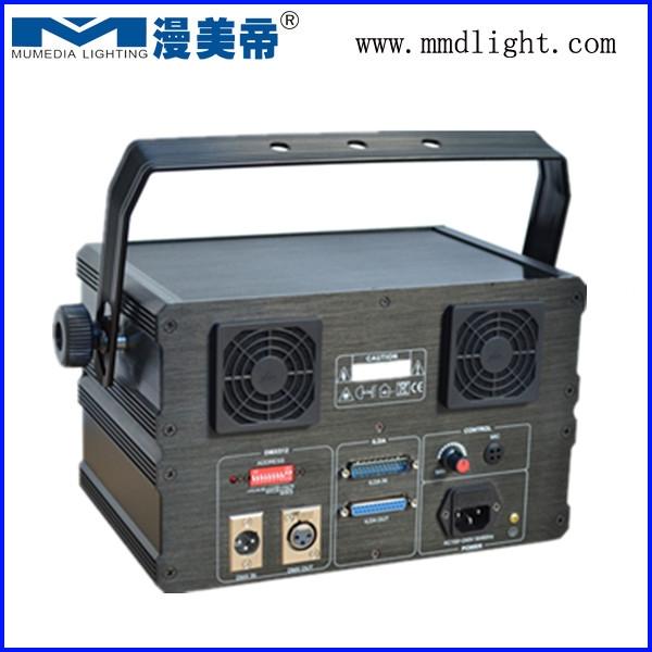 A15-RGB2000 2W RGB ANIMATION LASER
