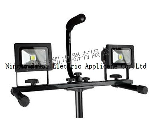 Good lighting outdoor led work light 10w 20w 30w 50w working tripod standing