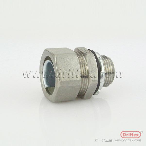 flexible metal conduit adapter made by driflex