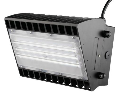 150W LED SEMI CUT OFF WALL PACK