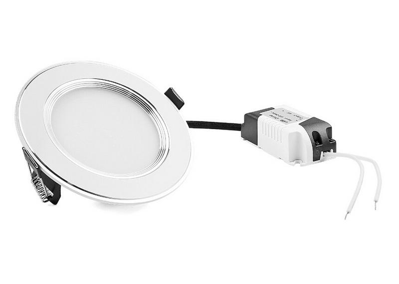Super bright Ultar Slim Led Recessed Downlight 3W 5W 7W 9W 110LMW 2700K-7000K Warm white Cool white