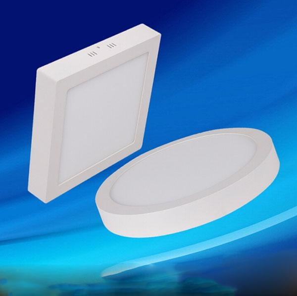 9W 15W 21W Round Square Led Panel Light Surface Mounted Led Downlight Lighting Led Ceiling