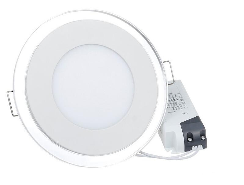 SMD 10W 15W 20W Round Acrylic LED Panel Light LED Recessed Ceiling Panel Down Light Lamp Warm White