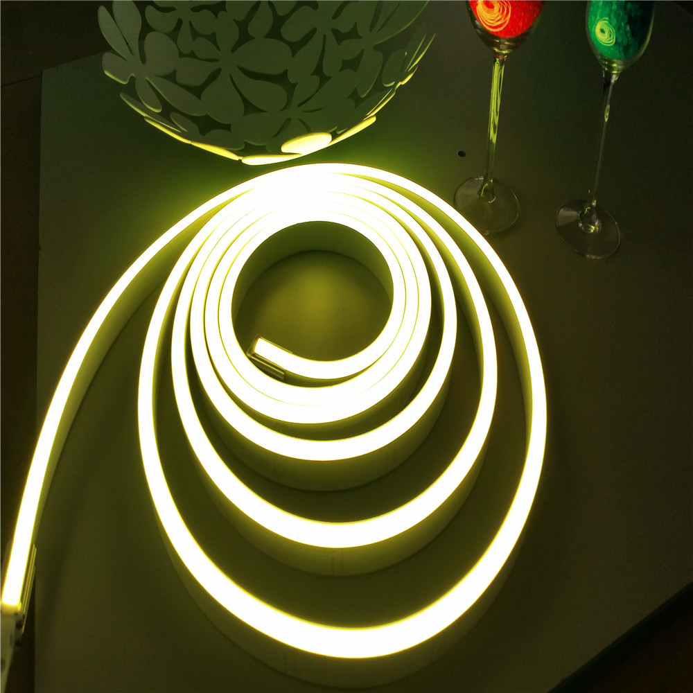 F15A RGB Flat LED Neon Ribbon Light
