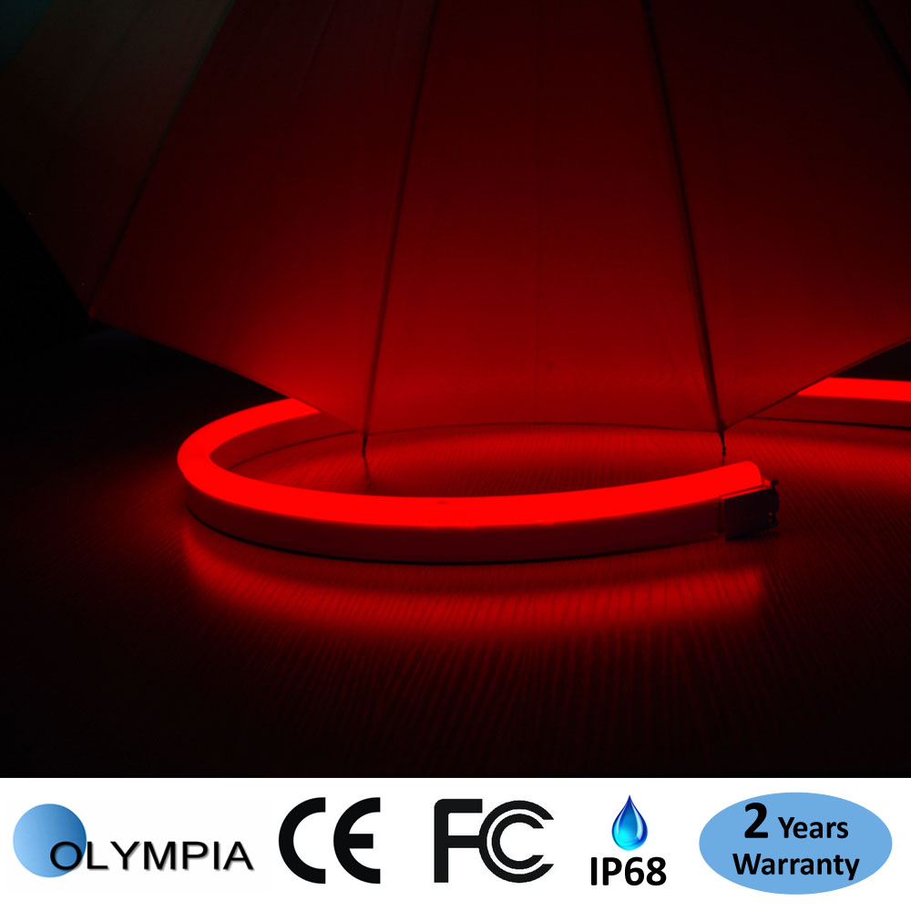 5050 High Brightness Led Neon Tape Light For Aquarium With Pwm