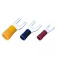 PVC or Nylon Insulated Spade Terminal Din Standard
