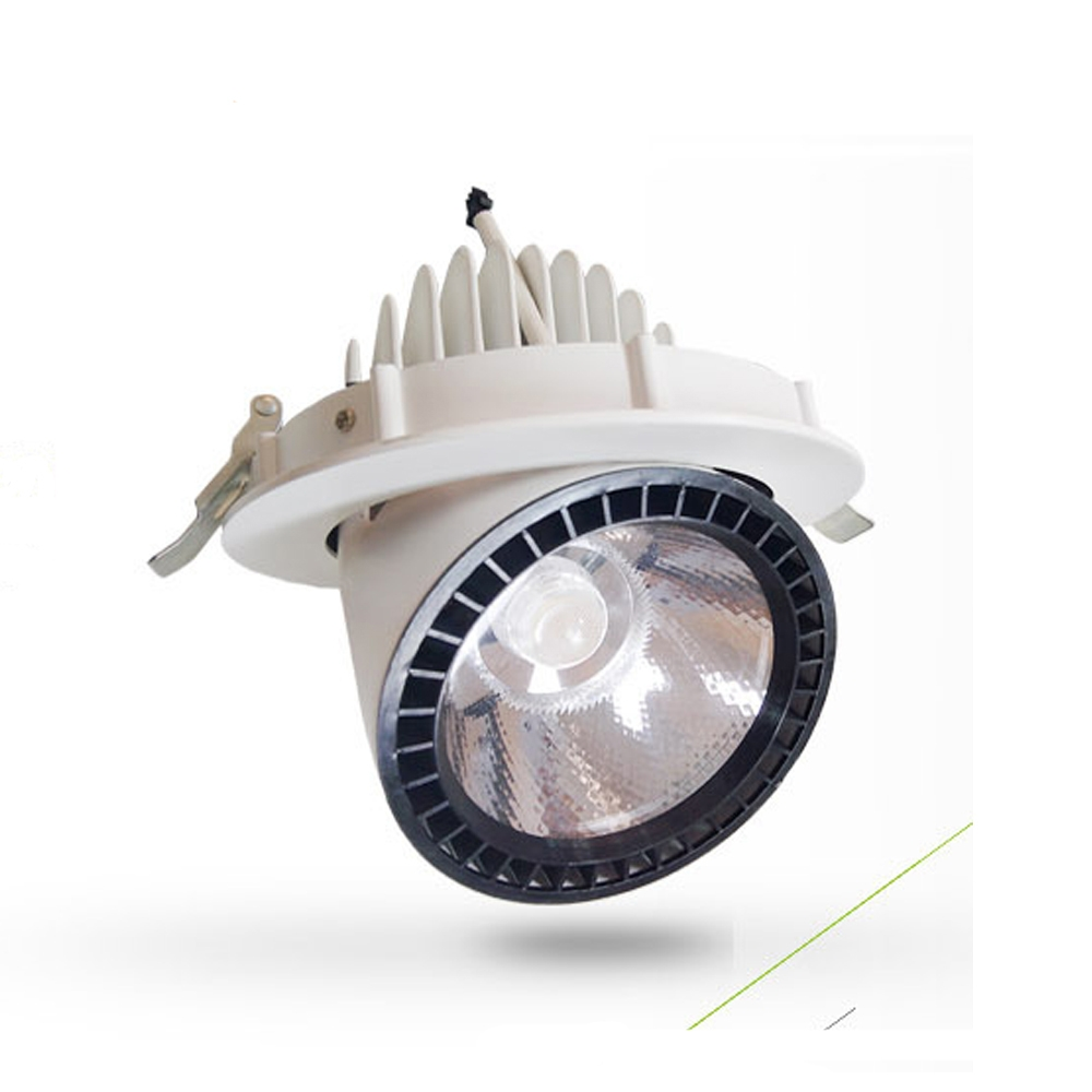 super bright 25w 35w recessed pure white 14cm led ceiling lamp with CE