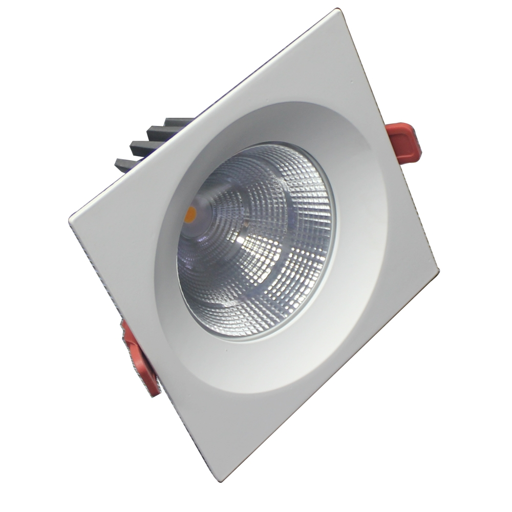 high lumen round recessed dimmable 2 inch 3 inch 4 inch 20w led downlight