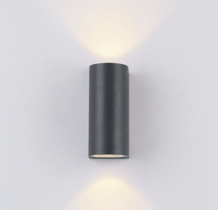 2X7W up and down wall light IP65 aluminum body