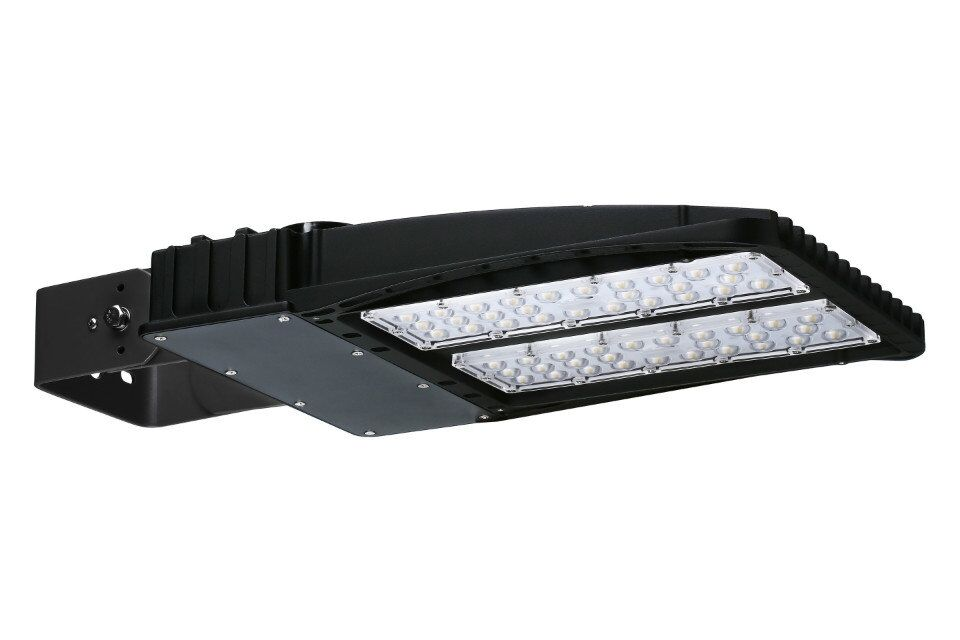 LED Shoebox 150W for Car Parking Area in car dealer LED Street Light UL DLC