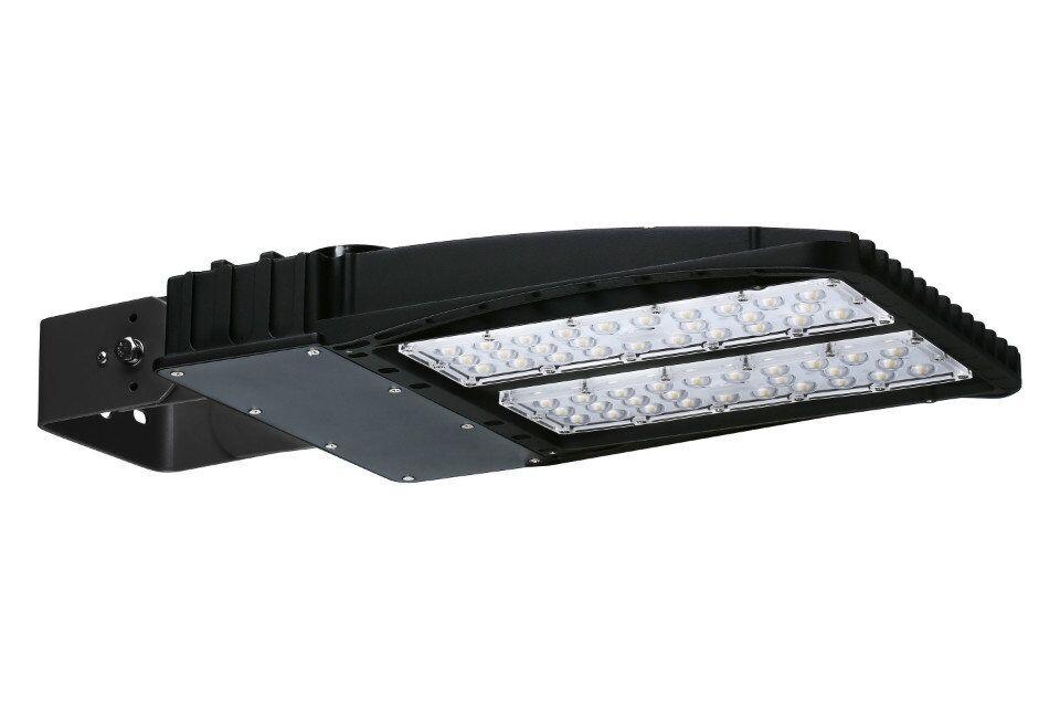 LED Shoebox 150W for Car Parking Area in car dealer LED Street Light UL DLC
