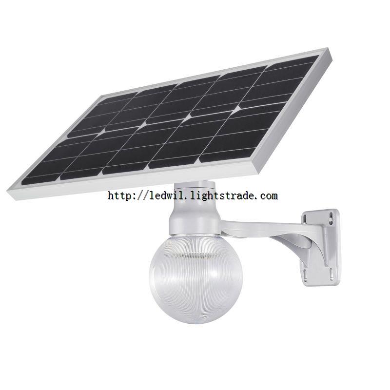 Solar street light 12w garden light solar wall lamp